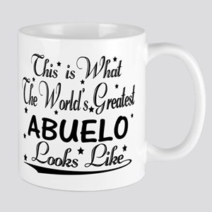 World's Greatest Abuelo... Mugs