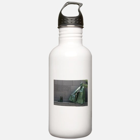 FDR and Fala Water Bottle