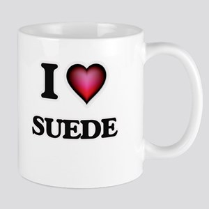 I love Suede Mugs