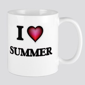 I love Summer Mugs