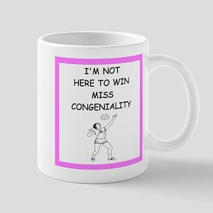 Winning women joke Mugs