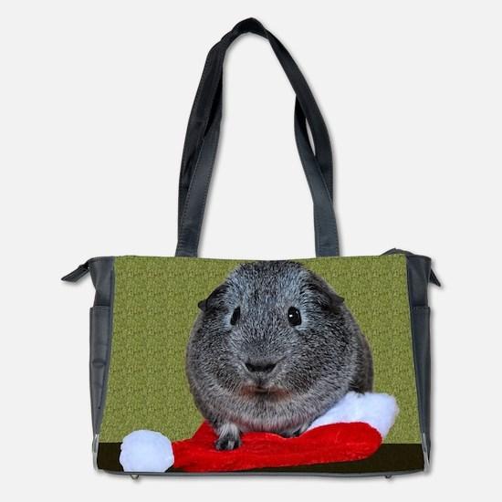 Guinea Pig Christmas Diaper Bag