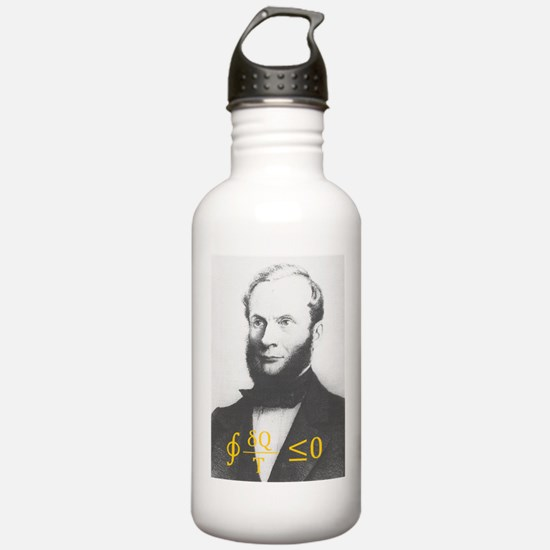 Clausius Theorem Water Bottle