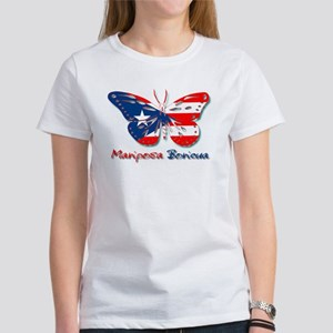 Puerto Rican Butterfly T-Shirt
