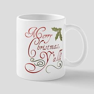 Merry Christmas, Y'all! Mugs