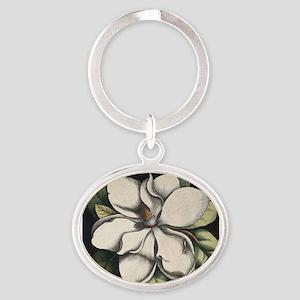Vintage Magnolia Keychains