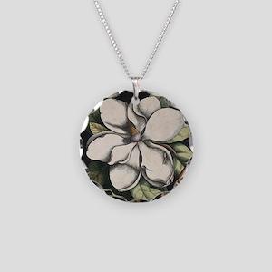 Vintage Magnolia Necklace