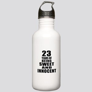 23 Years Of Being Swee Stainless Water Bottle 1.0L
