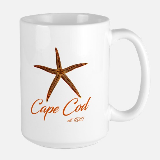 Cape Cod Starfish Mugs