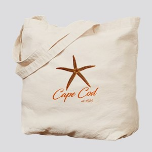 Cape Cod Starfish Tote Bag