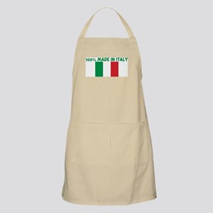 100 PERCENT MADE IN ITALY BBQ Apron