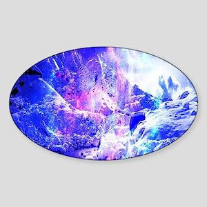 Amethyst Yules Night Dreams Sticker