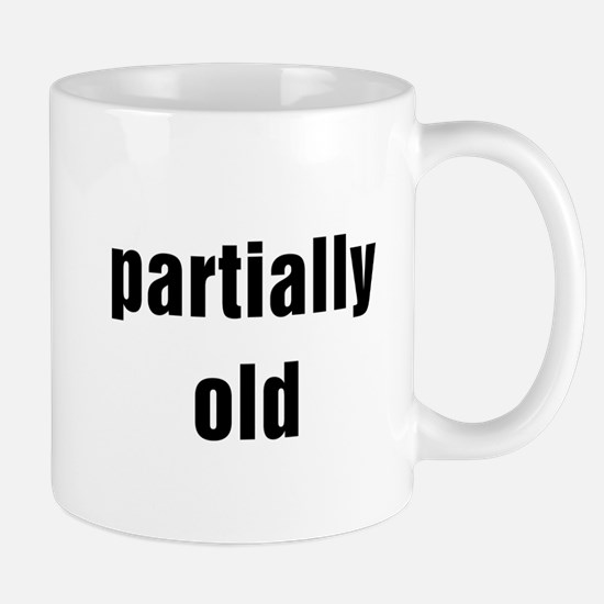 Partially Old Mugs