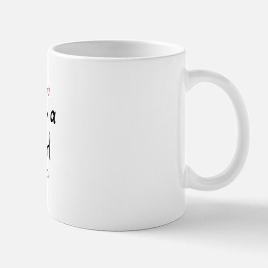 Honduras Girl Mug