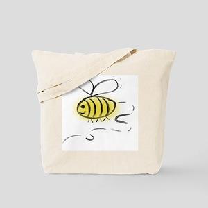 Bee Zoom Tote Bag