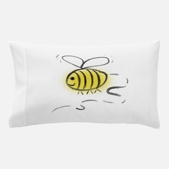 Bee Zoom Pillow Case