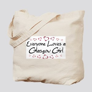 Glasgow Girl Tote Bag