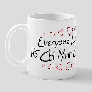 Ho Chi Minh City Girl Mug