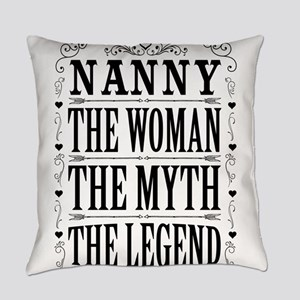 Nanny The Legend... Everyday Pillow