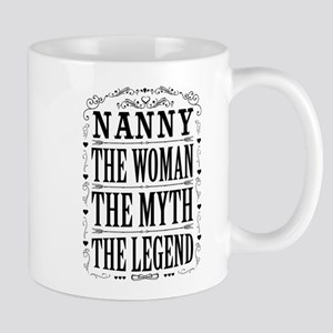 Nanny The Legend... Mugs