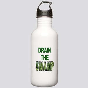 Drain The Swamp Water Bottle