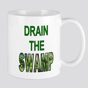 Drain The Swamp Mugs