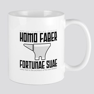 every man is the architect of his own fortune Mugs