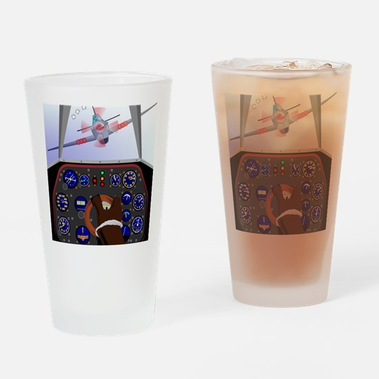Unique Wwii Drinking Glass