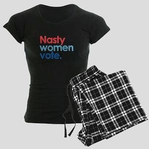 Nasty Women Vote Pajamas