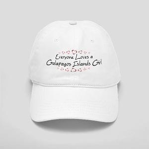 Galapagos Islands Girl Cap