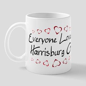 Harrisburg Girl Mug