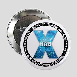 "X-Hab 2017 2.25"" Button"