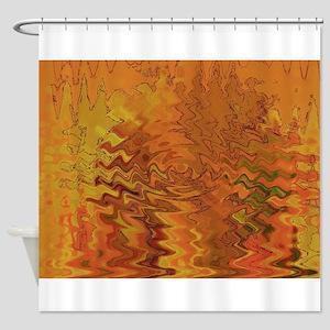 Moenkapi Maze Shower Curtain
