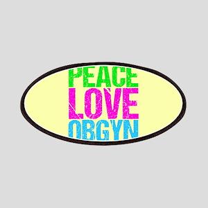 Peace Love Obygyn Patch