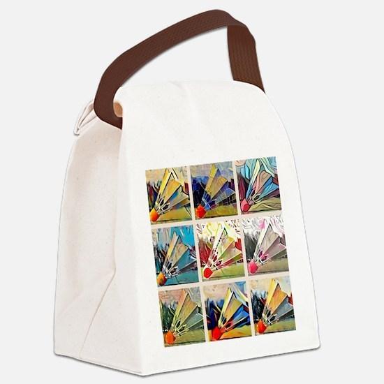 Cute Kansas city Canvas Lunch Bag