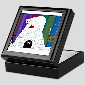 Polar Night Keepsake Box