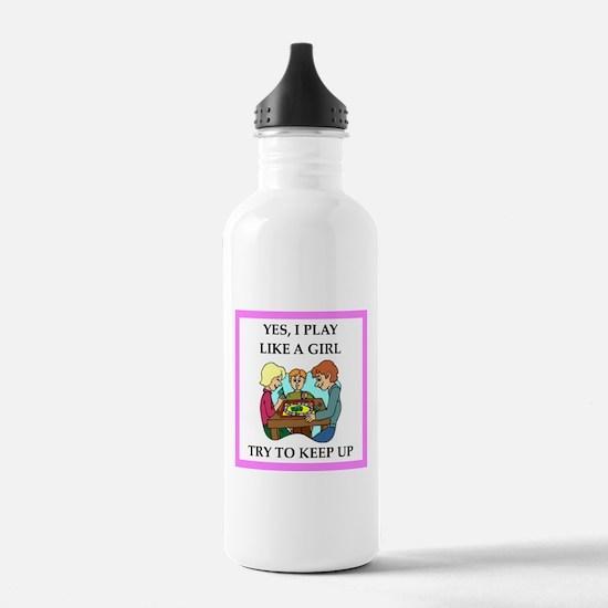 board games Water Bottle