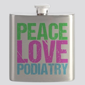 Cute Podiatry Flask