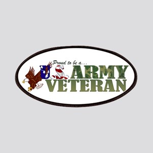 Proud US Army Veteran Patch