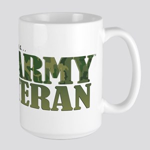 Proud US Army Veteran Mugs