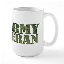 Proud US Army Veteran Mugs
