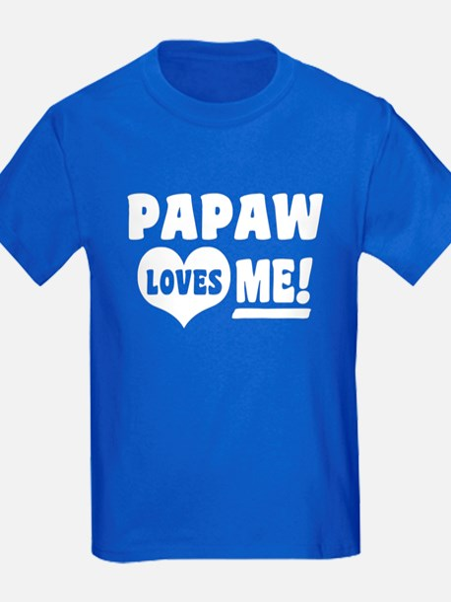 PaPaw Loves Me T