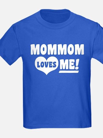 MomMom Loves Me T