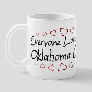 Oklahoma Girl Mug