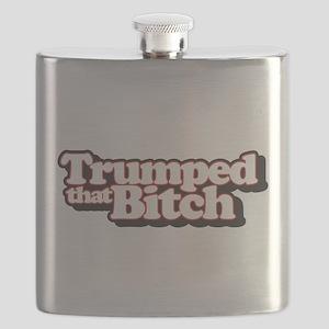 Trumped That Bitch Flask