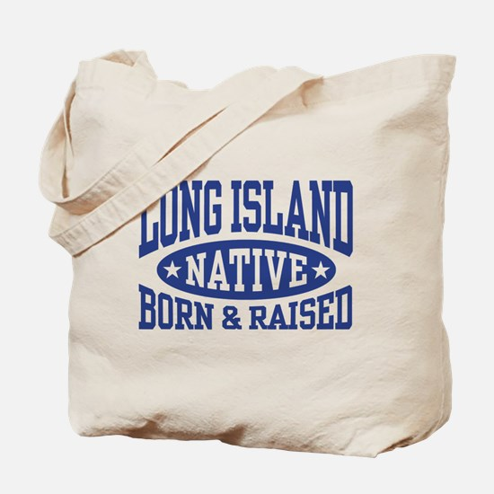 Long Island Native Tote Bag