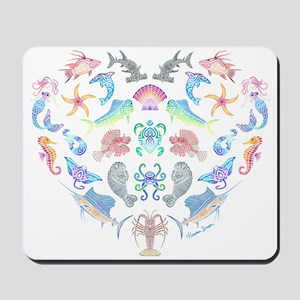 Ocean Treasures Mousepad