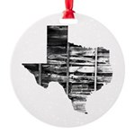 Real Texas Ornament