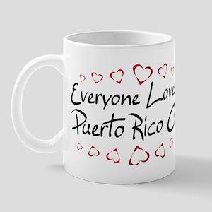 Puerto Rico Girl Mug