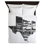 Real Texas Queen Duvet